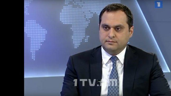 ՀՀ փաստաբանների պալատի նախագահ Արա Զոհրաբյանի հարցազրույցը Առաջին ալիքին